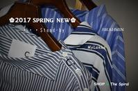 """🌸2017 SPRING NEW・・・Stand-by...2/7tue🌸"" - SHOP ◆ The Spiralという館~カフェとインポート雑貨のある次世代型セレクトショップ~"