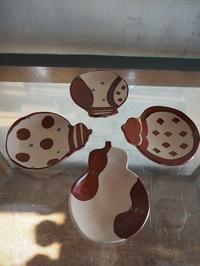 盆と豆皿展矢島操さんの作品 - うつわshizenブログ