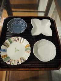 盆と豆皿展岡晋吾さんの作品 - うつわshizenブログ