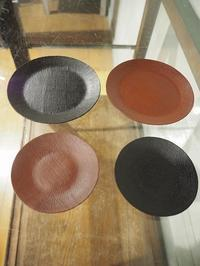 盆と豆皿展鎌田克慈さんの作品 - うつわshizenブログ