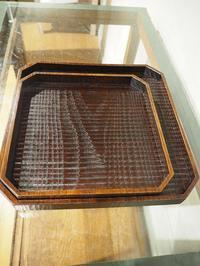 盆と豆皿展落合芝地さんの作品 - うつわshizenブログ