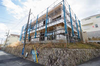 haus-flat 現場状況07 - 兵庫 神戸 須磨の一級建築士事務所hausのblog