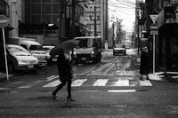 通りすがりの春の雪 - Yoshi-A の写真の楽しみ