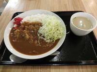 魚河岸食堂カレーコーナー ☆☆☆ - 銀座、築地の食べ歩き