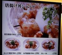 早稲田理工学部63号館のドンブリハウスで照りマヨ丼 - kimcafeのB級グルメ旅