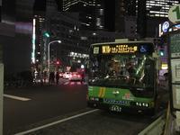 東京都営バス(新橋→とうきょうスカイツリー駅前) - 日本毛細血管