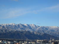 雪が降った つぎの朝 - よく飲むオバチャン☆本日のメニュー