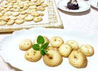 チョコレートケーキとレモンクッキー - パンとお菓子と美味しい時間 (パン教室ココット)
