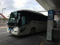 東京バス(羽田空港→赤羽駅東口) - バスマニア