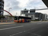 東京空港交通(羽田空港第二ターミナル→パレットタウン) - バスマニア
