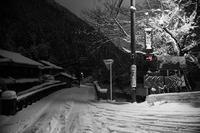 大原雪景色其の一・里寸景 - デジタルな鍛冶屋の写真歩記