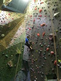 近頃のクライミングスクール - ちゃおべん丸の徒然登攀日記