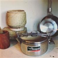 ステンレスのお弁当箱~丸型1段 - 雑貨店PiPPi