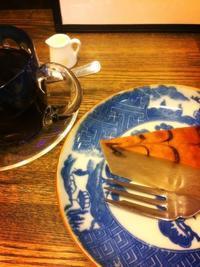 江戸切子で珈琲 - うつわ愛好家 ふみの のブログ