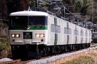 170211 185系臨時草津・115系 - コロの鉄日和newver