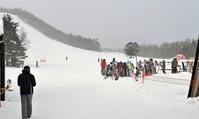今月の草津…雪中散歩を楽しみました - ヒデさんの山遊び