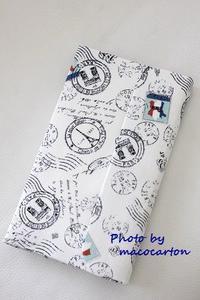 パスポートケースとクリントンSt.♡ - Atelier Maco's Carton