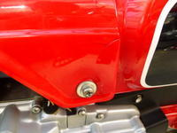ハンターカブエンブレム変更 - 0024 Motor 商会