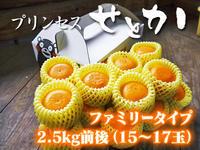 究極の柑橘「せとか」待望のお買い得なファミリータイプ販売スタート! - FLCパートナーズストア