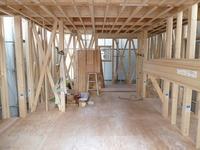西区九条3丁目上棟検査 - 太陽住宅ブログ
