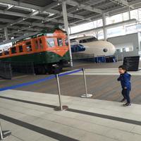 京都鉄道博物館 - うちの王子さま