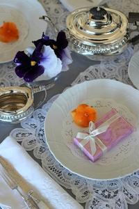 Happy Valentin - 食卓から愛をこめて