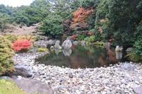 万博記念公園の日本庭園:上代の庭 - アーバン・ガーデン・ウォッチング