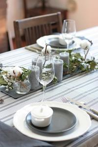【Table de N 冬のレッスンが終わりました】 - Plaisir de Recevoir フランス流 しまつで温かい暮らし