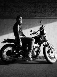 5COLORS「君はなんでそのバイクに乗ってるの?」#113 - 君はバイクに乗るだろう