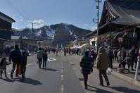 福井勝山の左義長祭 - 写真の散歩道