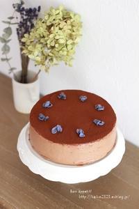 母のチョコレートバターケーキ - Bon appetit!