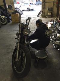 ショベリジ!! - gee motorcycles