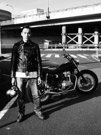 中澤 ユウスケ & kawasaki W400(2016.12.18) - 君はバイクに乗るだろう