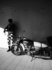 更新後記 VOL.136 - 君はバイクに乗るだろう
