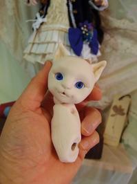 猫ちゃん製作中~♪^^ - rubyの好きなこと日記