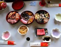 【残り物篇】食事のデザイン1月分・・・46 - かってに美「ART」