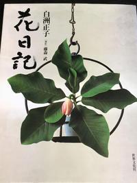 『花日記』〜白洲正子さん - 素敵なモノみつけた~☆