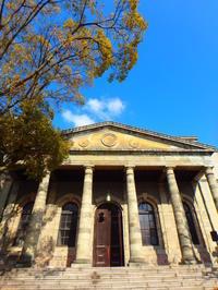 大阪のギリシャ?旧桜宮公会堂と泉布観 - 司法書士 行政書士の青空さんぽ