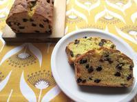 <イギリス菓子・レシピ> コーニッシュ・サフラン・ケーキ【Cornish Saffron Cake】 - イギリスの食、イギリスの料理&菓子