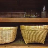 バンブーバスケット - 雑貨店PiPPi