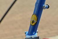 Bike Fridayのエンブレム - 神戸ポタリング日記