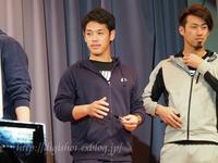 2017小川泰弘投手キャンプフォト(動画リンク3) - Out of focus ~Baseballフォトブログ~