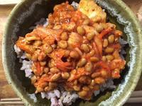 キムチ納豆 - http://fukita.exblog.jp