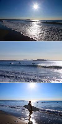 2017/02/19(SUN) 穏やかなSUNDAY BEACH. - SURF RESEARCH
