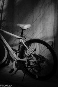 Bike - Gomazo's slow life - take it easy