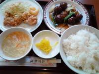 京都市 がっつり中華の筈が・・・ 金龍 - 転勤日記