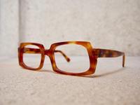 ヴィンテージ眼鏡 - かえりみち