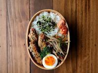 2/20(月)ささみの胡麻天弁当 - おひとりさまの食卓plus