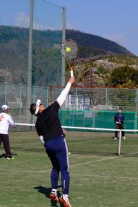 ★X-T1でテニス撮影 - 一写入魂