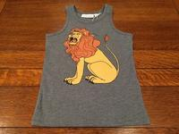 "minirodini""LION SP TANK""【3142-1076-1】 - LOB SHOP"
